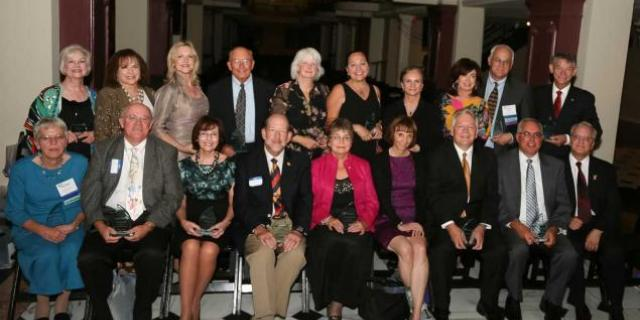 The inaugural class of Legacy Leaders Circle inductees